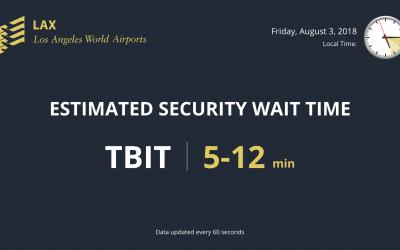 Optimus Computing Completes TSA Display Upgrade for LAX Airport